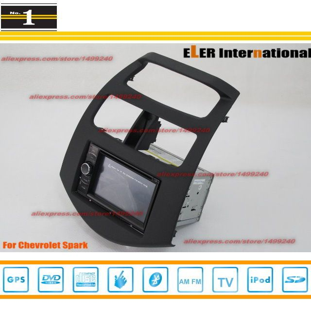 For Chevrolet Spark 2010~2014 - Car Radio Stereo CD DVD Player GPS NAVI / HD Touch Screen Audio Video S100 Navigation System