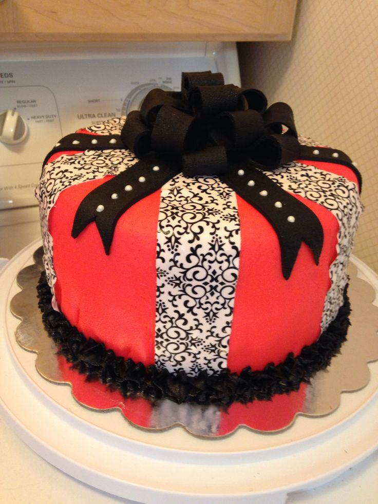 Mom S Birthday Cake Ideas For Moms 60th Bday Pinterest