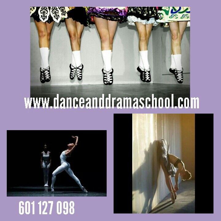 Ballet Clasico Martes y Jueves 17:30h Baile Irlandes River Dance :Martes y Jueves 18:30h