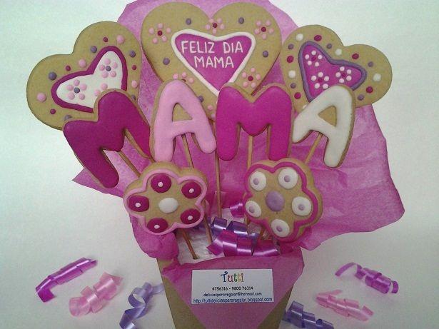 Una vez más T u t t i  - Delicias para Regalar , presenta sus productos especiales para éste Día de la Madre 2012. Ella nos inspira, ella...