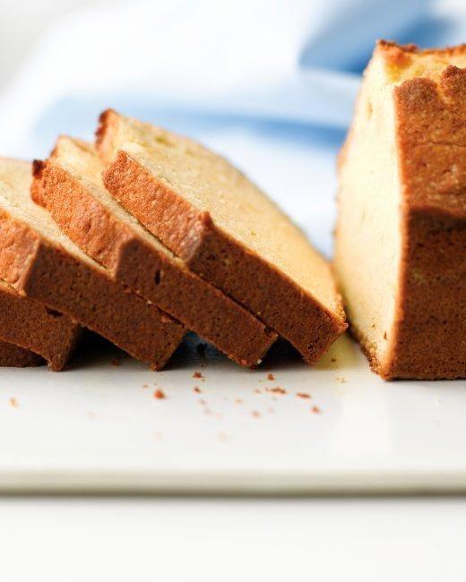 Vanilla Pound Cake Recipe Recipe