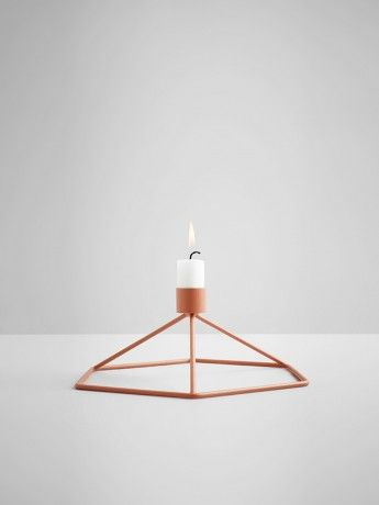POV candle holder by Note Design Studio for Menu (Dk)