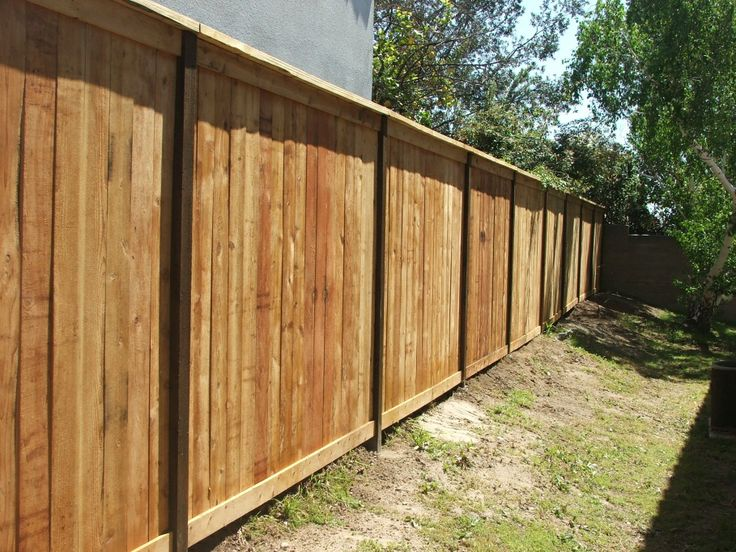1000+ Images About Wood Fences: Add Elegance With Its