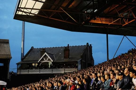 Beautiful Craven Cottage - #Fulham