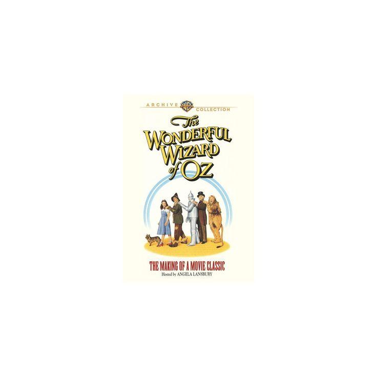 Wonderful Wizard of Oz: The Making (Dvd)
