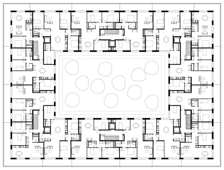 Coupe Gordon - Bennett/ LRS Architectes+ 3BM3 + group 8