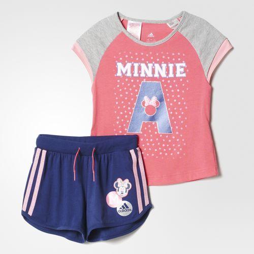 adidas - Conjunto Minnie Infantil