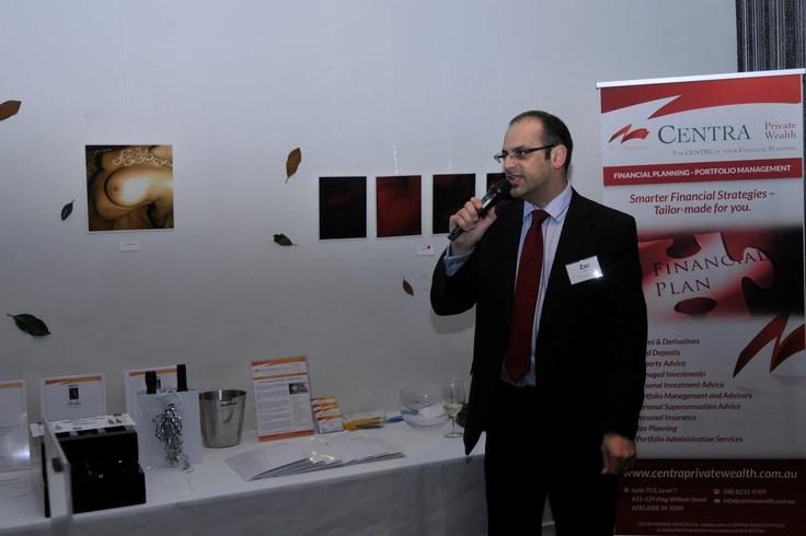 Zac Zacharia - Managing Director