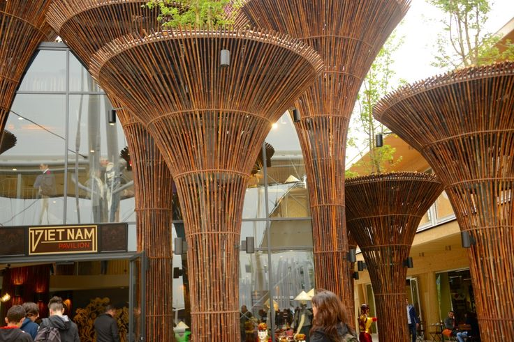 Vietnam's Pavillion