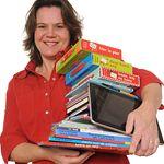 Van diverse van Rian Visser haar boeken zijn apps gemaakt. De meeste zijn voor iPad en/of iPhone.