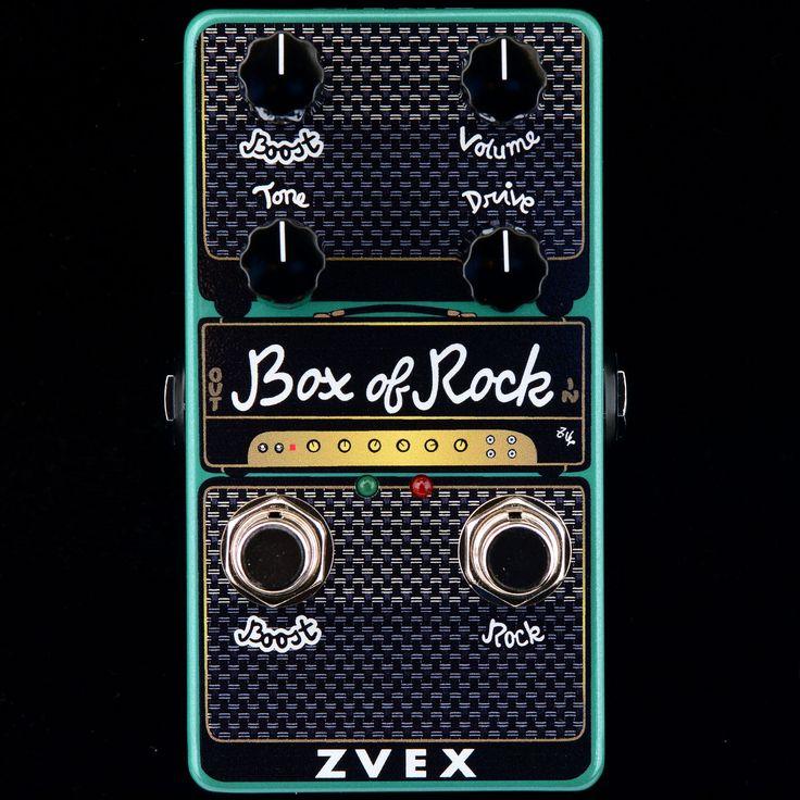 Box of Rock Vertical