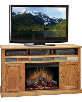 Tv Stand With Fireplace Tv Stands And Fireplaces On Pinterest