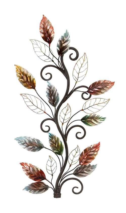 69 best images about metal wall art on pinterest - Decoration mural en metal ...
