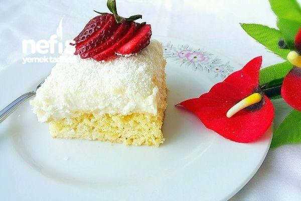 Harika Gelin Pastası (Tam Kıvamında) Tarifi nasıl yapılır? 2.486 kişinin defterindeki bu tarifin resimli anlatımı ve deneyenlerin fotoğrafları burada. Yazar: Nesli'nin Mutfağı
