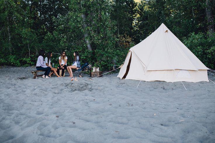 girls go camping www.sarahcabalka.com