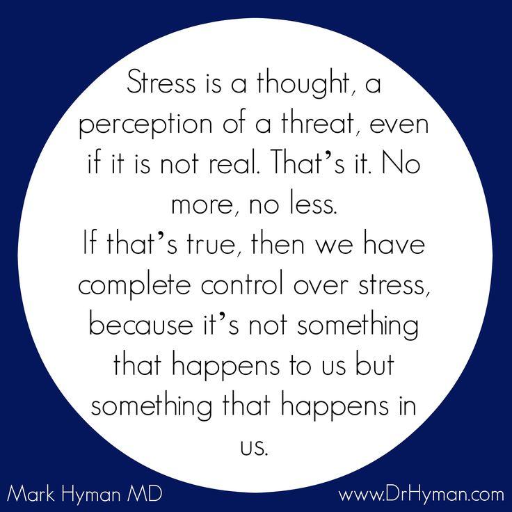 How Chronic Stress Creates Hormonal Havoc   Mark Hyman MD