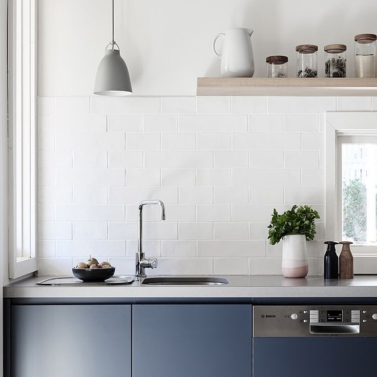 Kitchen details. Canisters and salt and pepper grinders from @countryroad Caravaggio pendant from @cultdesignau Pic by @evegwilson styling by me #theweekenderdaylesford #daylesford #interiordesign #insideoutmag #countryroad #countryroadhome #lightyears #pendants #kitchen #caesarstone