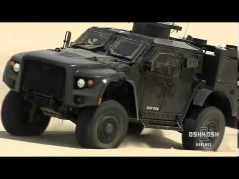 Oshkosh Military ATV - YouTube