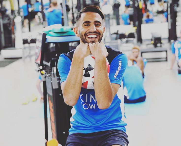 Have adidas unveiled Leicesters Riyad Mahrez as a Chelsea player?