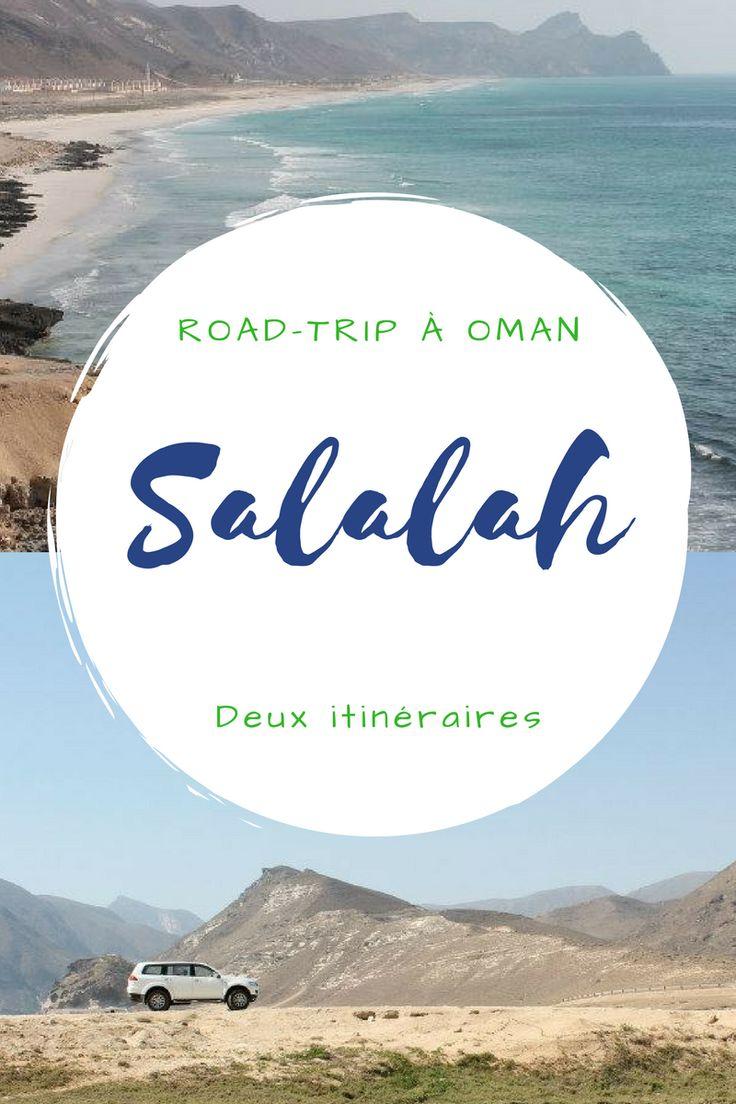 Deux itinéraires pour découvrir #Salalah lors d'un #roadtrip à #Oman, dans la région du Dhofar