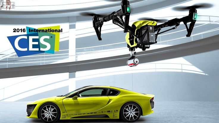 CES 2016: Virtual Reality, Smart Bras, Robots & Drones for Consumer Electronics Show - https://movietvtechgeeks.com/ces-2016/-Just when we're adjusting and getting used to last year's technology, it's already time for the Consumer Electronics Association's 2016 International Consumer Electronics Show (CES) which kicks in this week.