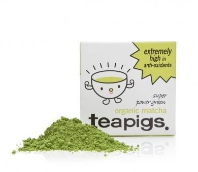 Harvey Nichols love our matcha! Start the morning with a health kick; @teapigs matcha green tea is naturally energising