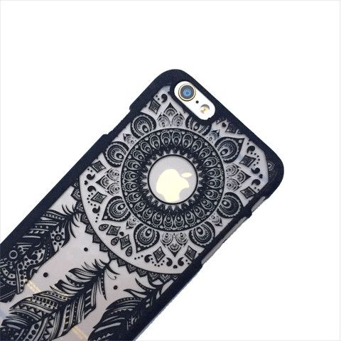 Love this black dreamcatcher case