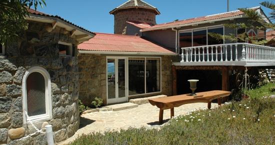 Casa de Pablo Neruda en Isla Negra. Puro style