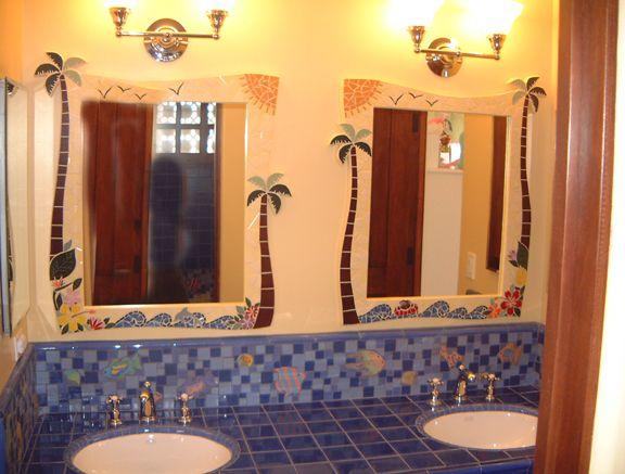 Bathroom Mirrors Queensland best 20+ tropical bathroom mirrors ideas on pinterest | tropical