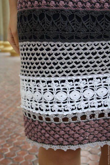 Купить или заказать Латте в интернет-магазине на Ярмарке Мастеров. Платье связано крючком из хлопковой пряжи. Возможно выполнение в других цветах. Так же возможно изготовление с длинными рукавами. Прекрасно подходит для летних теплых дней, но так же прекрасно смотрится в комплекте с пиджаком. Цена без нижнего платья(подклада).
