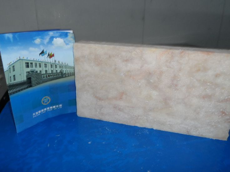 High quality frozen Alaska Pollock block product from Dalian Yihe Co., Ltd.