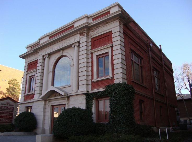 The account of the first Carnegie Library in Arizona. It was brought to Prescott, AZ by a group of educated women called The Monday Club.