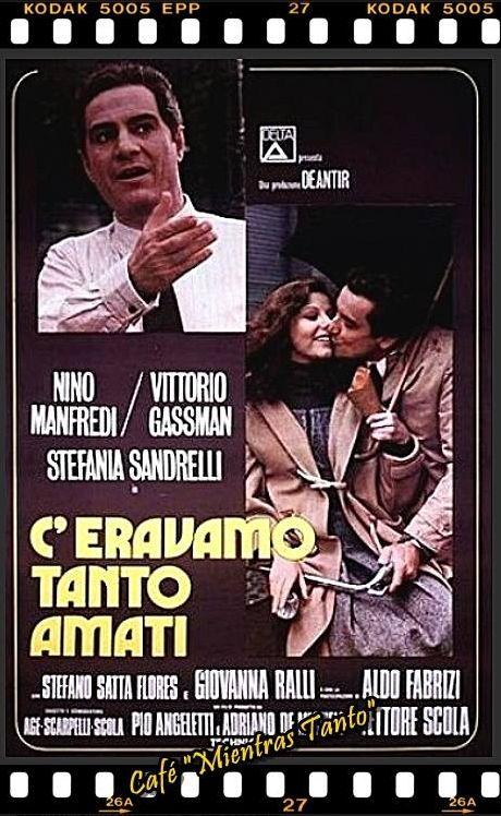 """Cine Sala """"Charles Chaplin"""" - Nos habíamos amado tanto (1974) - Ingresa a la sala pulsando el Link: http://cine-sala-a01-jcp.blogspot.com/2012/09/nos-habiamos-amado-tanto-1974-dir.html"""