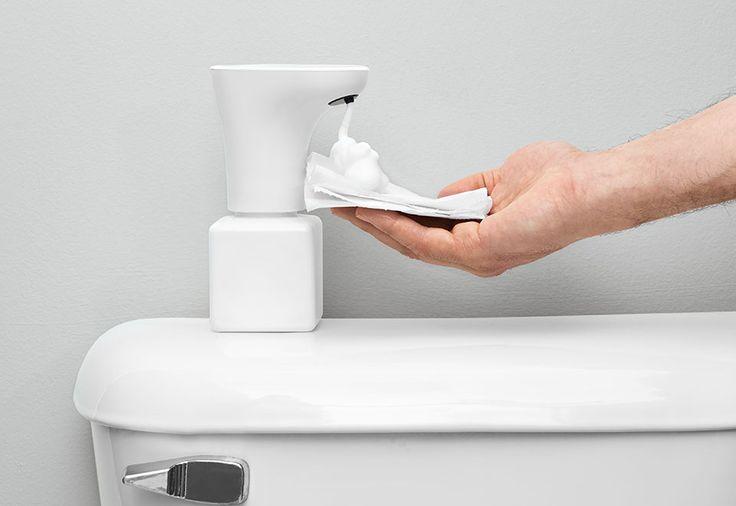 Toilet wipe dispenser box kitchen sink stores near me