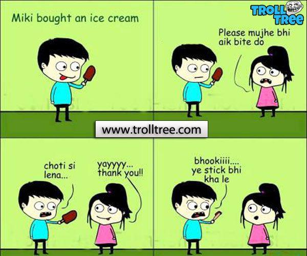 Pics For > Girl Vs Boy Jokes In Hindi