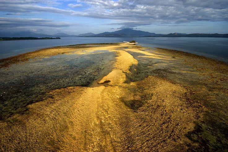 Spiaggia con bassa marea| #Filippine