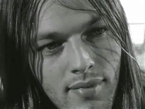 David Gilmour of Pink Flloyd