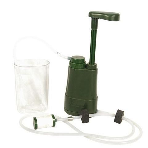 Miniwell Portable Mini Water Filter Pump - Safety Gizmo
