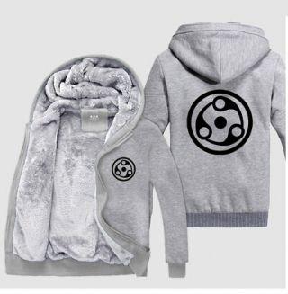 Uchiha Madara Sharingan hoodie for teens XXXL Naruto hooded sweatshirts