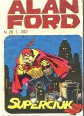Superciuk: un antieroe Sugarpulp #fumetti #sugarpulp