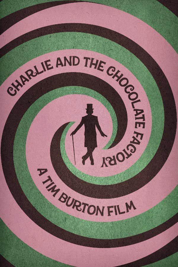 Hommage à Tim Burton - Les affiches réinventées, volume III : les minimalistes - Dossier Cinéma - AlloCiné