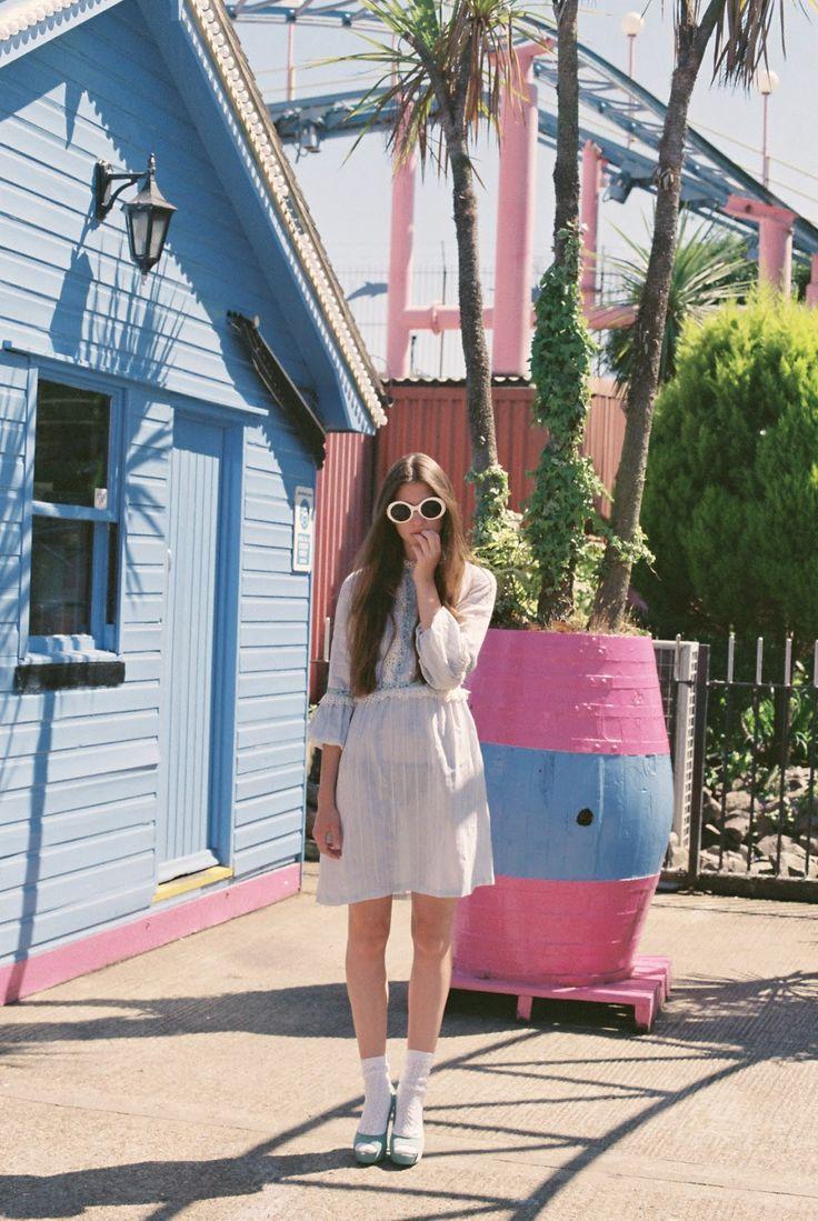 Audrey Grace Boutique: Last Days of Summer: Southend on Sea