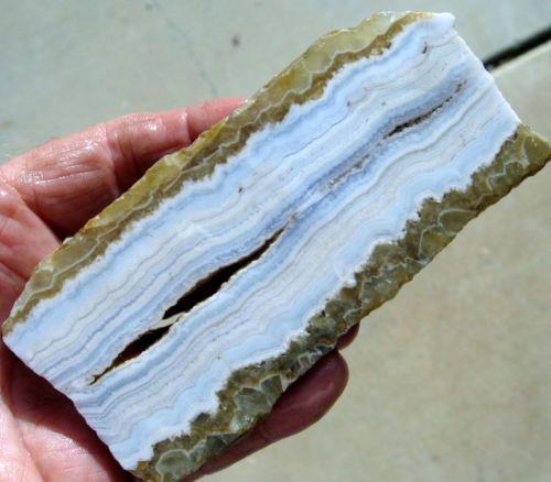 rle-BLUE-LACE-AGATE-SLAB-NICE-BLUE-5-x-2-BEAUTIFUL