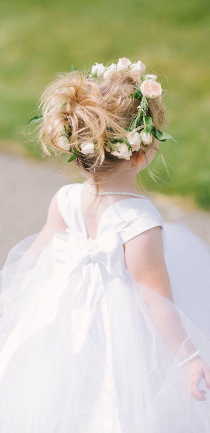 449 best Flower Girls images on Pinterest | Flower girls, Flower ...