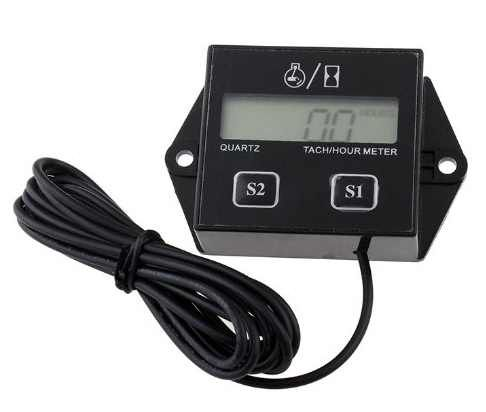 Found a Cheap Golf Cart Tachometer For Gas EZGO, Marathon, Freedom RXV , TXT and Shuttle #EZGO #Tachometer #GolfCart