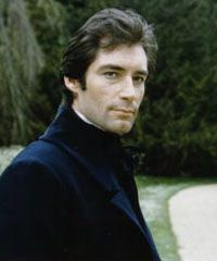 I want my male lead Connor Ahern to have suitably irish, rugged looks.  Timothy Dalton isn't a bad model.