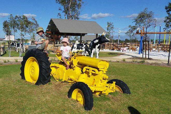 Farmyard fun at Adventurescape playground | Mum's Grapevine