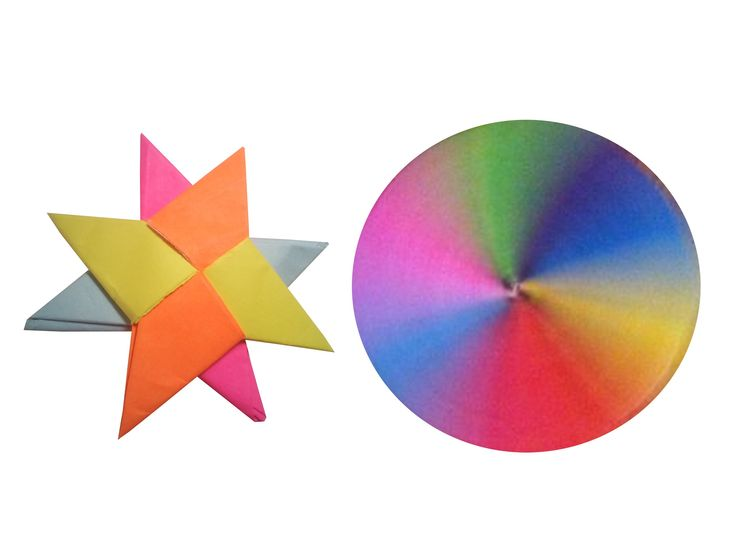 How To Make Paper Spinners Very Easy DIY Crafts