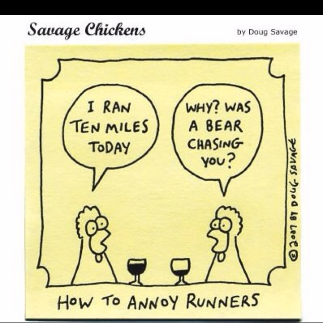 I've been asked this!!!: Laughing, Half Marathons, Bears, Funny Stuff, Humor, Ten Miles, Things, Running, Annoying Runners