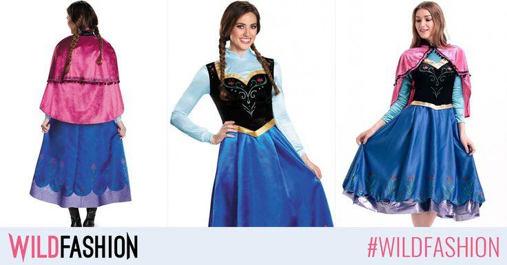 Îţi plac poveştile? Ce zici de costumul Annei din Frozen pentru Halloween. Dă Like dacă îţi place sau Share dacă ai o prietenă căreia i se potriveşte.